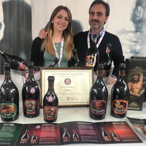 Birrificio dell'Etna - Merano Wine Festival - 2018